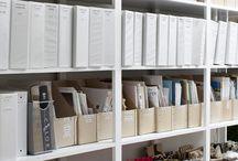 Organized Office / by Elizabeth Struck