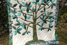 Quilted Huppah Ideas