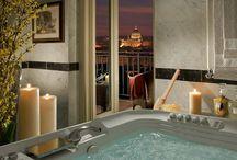 Italian Bathrooms / The most indulgent bathrooms in Italy! #ItalyTraveller