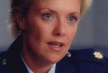 Samantha Carter-Stargate SG-1, Atlantis, movies / play by: Amanda Tapping