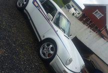 Car's involved