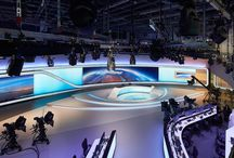 VXV designed new, open-plan production facilities for Al Jazeera's Arabic Newsroom in Doha.