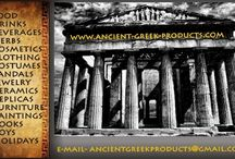 ancient greek products / products & holidays from ancient greece