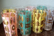 OLD TYME TUMBLERS / by Bonnie Westerling