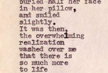 Lyrics and Quotes
