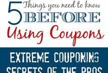 coupons- ideas / by Emma Roberts
