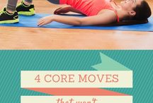 Ab workouts / Abs for sore backs