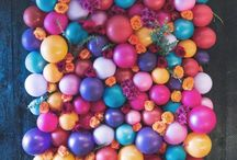 Paredes en globos