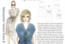 Inspiration; Metropolitan Verano Dress & Top