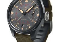 Inspiração Militar / Confira nossa seleção de relógios com temática militar.