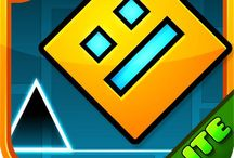 Geometry Dash / Images from Geometry Dash