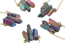 ŠPERKY-náhrdelníky, náramky, náušnice ...