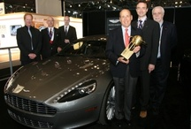 2011 World Car of the Year #NYIAS / by New York International Auto Show