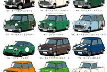 Car illust