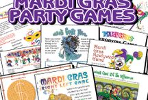 Mardi Gras Recipes, Crafts, Education / Recipes & crafts for celebrating Mardi Gras at home, plus educational activities & ideas for teaching children about the meaning behind Mardi Gras / by 3 Boys and a Dog