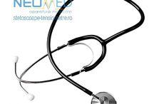 Stetoscoape Elecson / Stetoscoape cu capsula simpla, dubla sau tip Rappaport