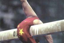 Gymnastics my life<3<3<3 / by Cameron Parker