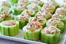 Appetizers / by Cathie Garoufalis