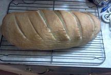 Bread recipes / by Amanda Casteel
