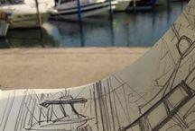 Vattolo Sketchbook