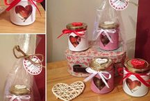 Valentine's Gifts by Elegant Fancies / Love is in the air at Elegant Fancies. We have created some beautiful valentine gifts x x