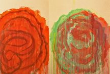 Cy Twombly, American artist