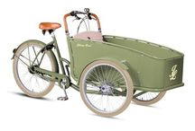 Cargo Bikes & Bike Stuff / by Terri Deeds