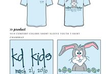 Easter / Greek sorority and fraternity custom shirt designs featuring Easter themes. For more information on screen printing or to get a proof for your next shirt order, visit www.jcgapparel.com