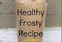 Favorite Recipes - Smoothies and Shakes