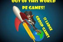 PE Games / by Lori Pahl