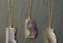 raw stone jewellery