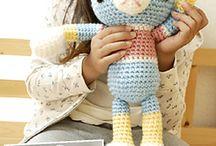 Crochet peluches