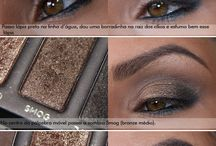 Urban decay makeup / Eyeshadow looks