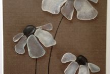 Sea glass ideas