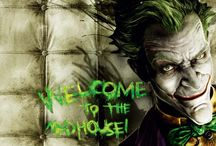 The Joker / Dedicated to the greatest comic book villain ever.
