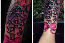 Tattoo bras Abby