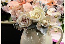 Portfolio Sugar Flowers / Sugar flowers, flores de azúcar