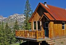 Mountain Belle Cabin Colorado / The Mountain Belle Cabin rental on Red Mountain Pass Colorado