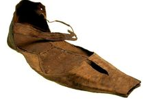 14th century shoes (1320-1420 ca.)