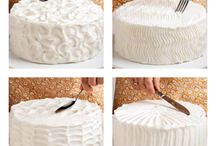 Cake Tips / Cake decorating / by Sarah Byykkonen