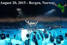 Metallica  20, August  Bergen, Norway  2015