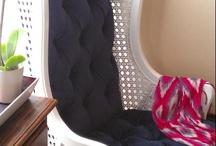 Cane chair restoration ideas