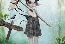 Artist Tanya Mayers