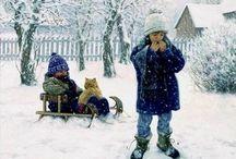 winter / pillanatképek