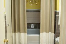 Bathroom ideas / by Danielle Wright