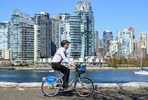 Vancouver bike share program