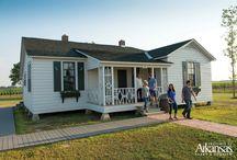 Arkansas Delta / by Arkansas Tourism