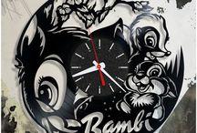 Disney clocks