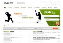 Sports / Looking for your fav sport nearby. Figuring out who to beat. Login to playnlive.com