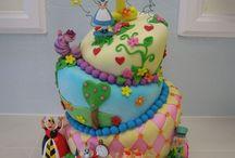 Cakes / by Carol Wright